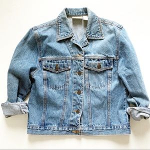 Vintage Bill Blass Denim Jean Jacket